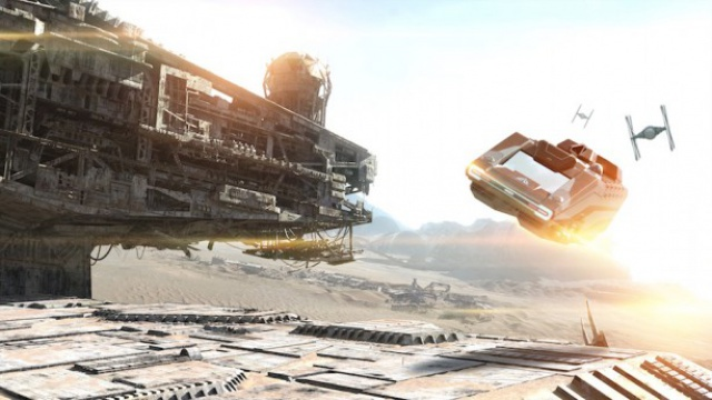 [Disney's Hollywood Studios] En attendant Star Wars Land: Star Wars Launch Bay, Season of the Force, ...   463151w34