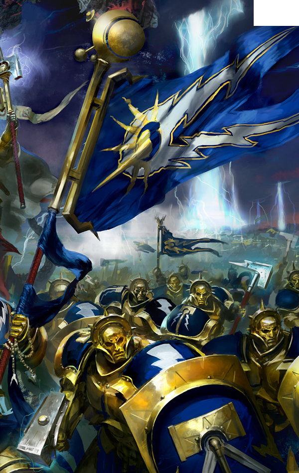 [Warhammer: Age of Sigmar] Collection d'images : Générique 463521632