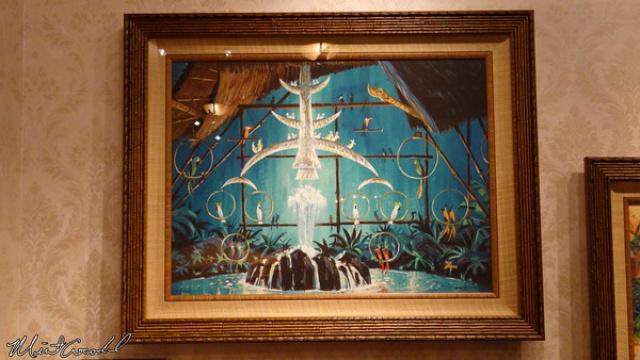 [Disneyland Park] The Disney Gallery - Exposition Tiki, Tiki, Tiki Realms, Celebrating 50 Years of Enchantment 46463036t9