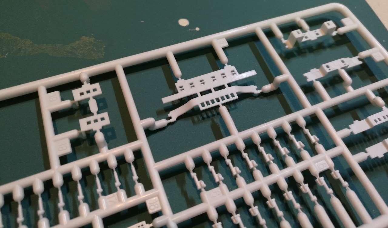 RMS Titanic 1/700 LED Set ACADEMY 464691TitanicAcademy34