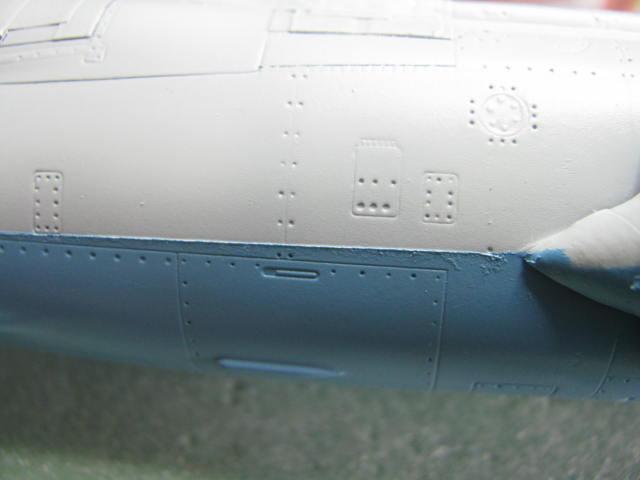 DUO: F-104N (NASA) + F-104G (BAF) Hazegawa 1/48  - Page 2 464745IMG7198
