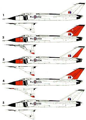 Avro Arrow CF-105 1/48 Hobbycraft 464968202206