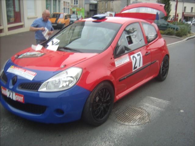 31è Rallye Tessy sur Vire Gouvets 2012 (vérifications techniques)  465099Sep01800