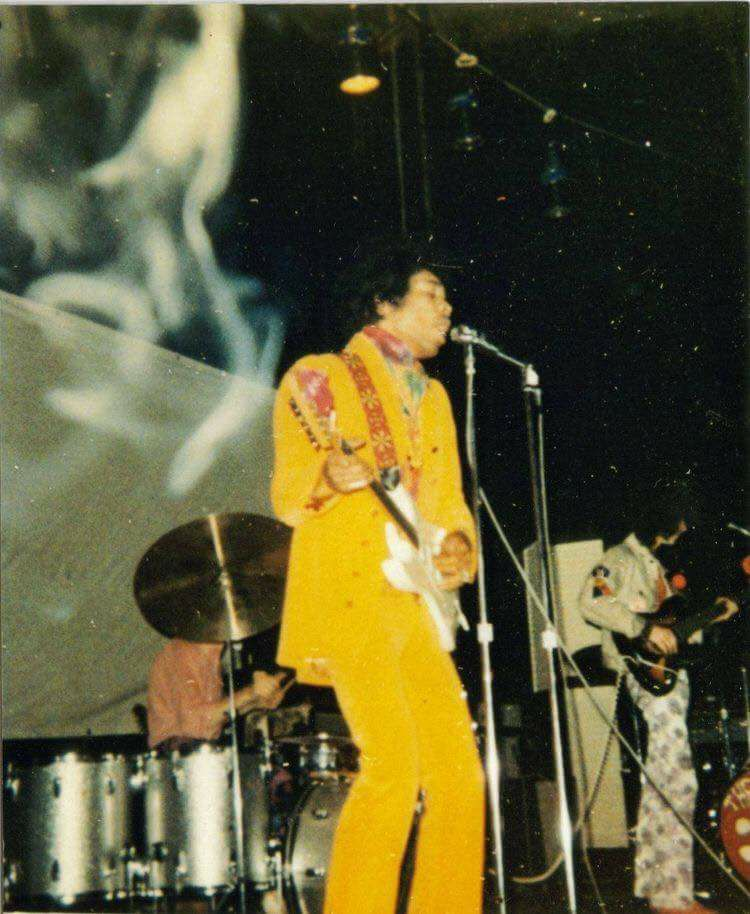 Washington (Ambassador Theatre) : 9-10-11-12 août 1967  465167807n