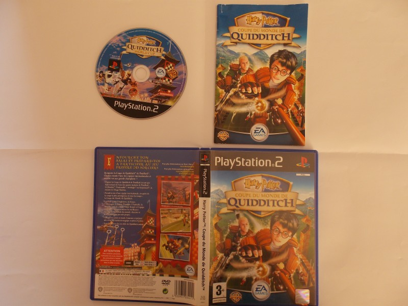 Harry Potter : Coupe du Monde de Quidditch 465696Playstation2HarryPotterCoupedumondedeQuidditch