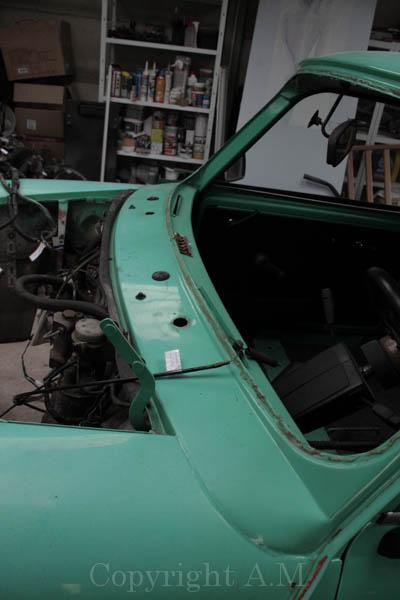 Restauration d'une Austin de 1980 465951IMG3271