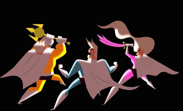 [Cartoon Pixar] Sanjay et sa Super Équipe (2015) 466626w85