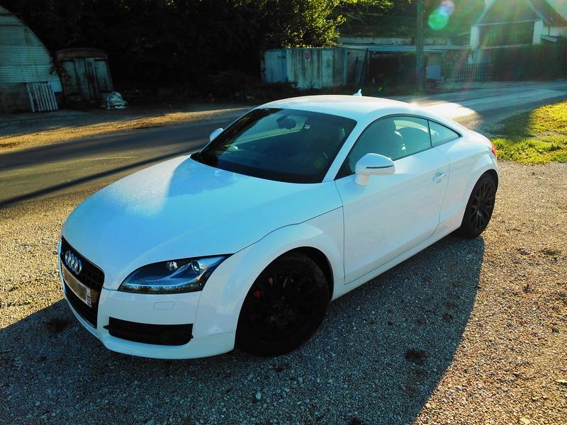 AUDI TT V6 3.2 Blanc Ibis - Page 2 466691584