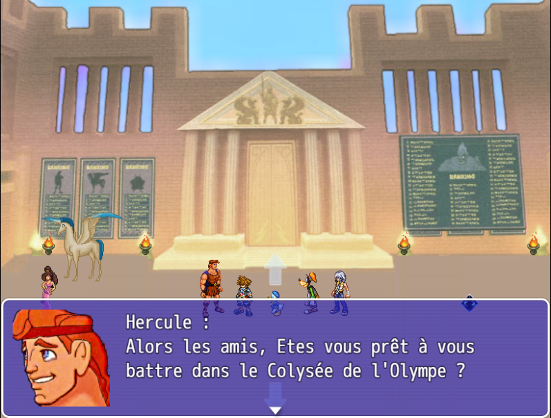 Kingdom Hearts Rpg Maker MV Android DEMO disponible téléchargeable 466697172