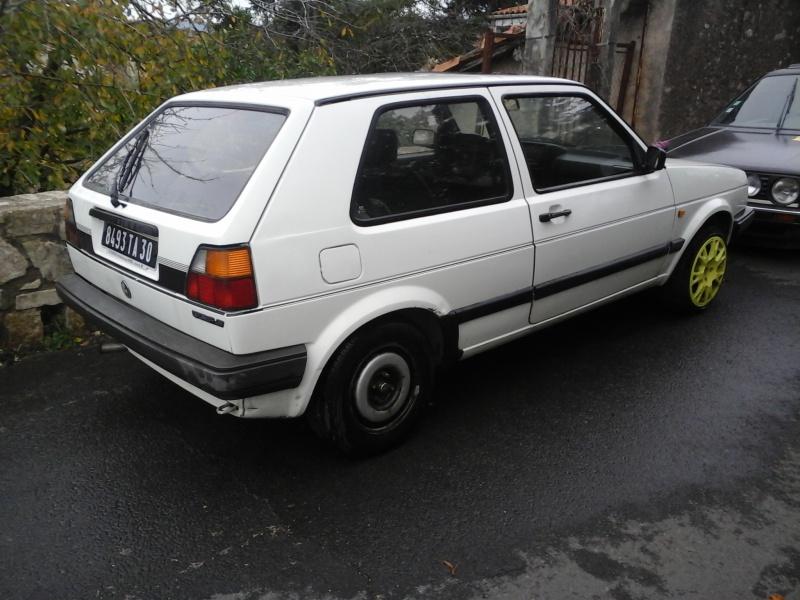 Golf 2 1.6 td Jr 1988 46673220141101141632