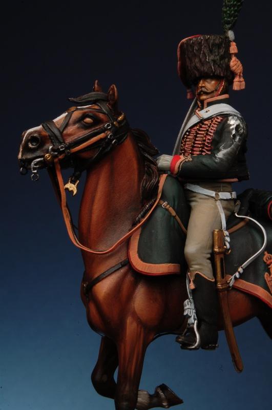 Chasseur a cheval GI - le travail de le vacance 467036coco0101