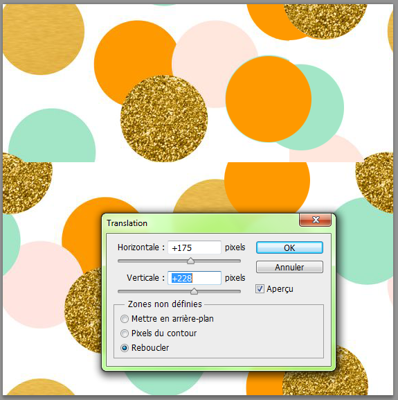 [Apprenti] Créer une texture raccordable 467658raccord6