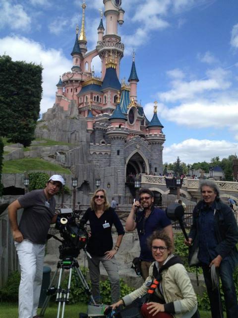 Il Était une Fois les Imagineers, les Visionnaires Disney [Disney - 2019] 468380w33