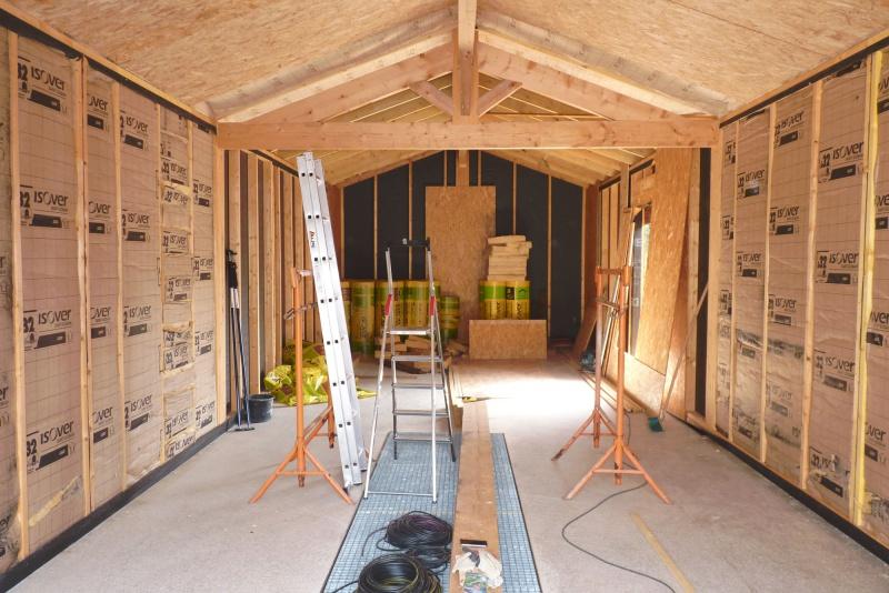 L'atelier ossature bois de Ridingfree 4691518003