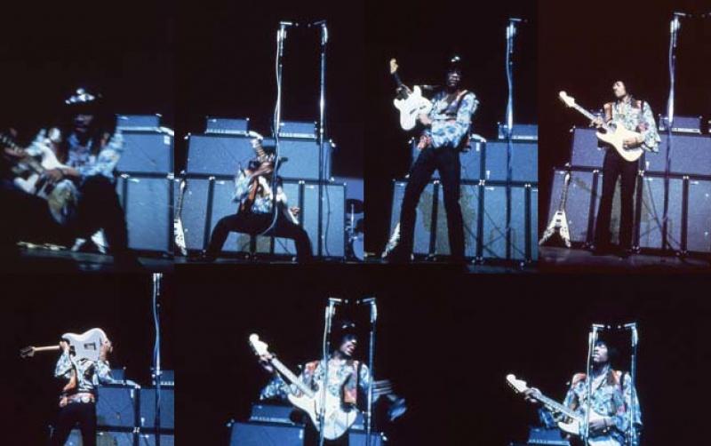 New York (Hunter College) : 2 mars 1968 [Second concert]     46953519680302Hunter51