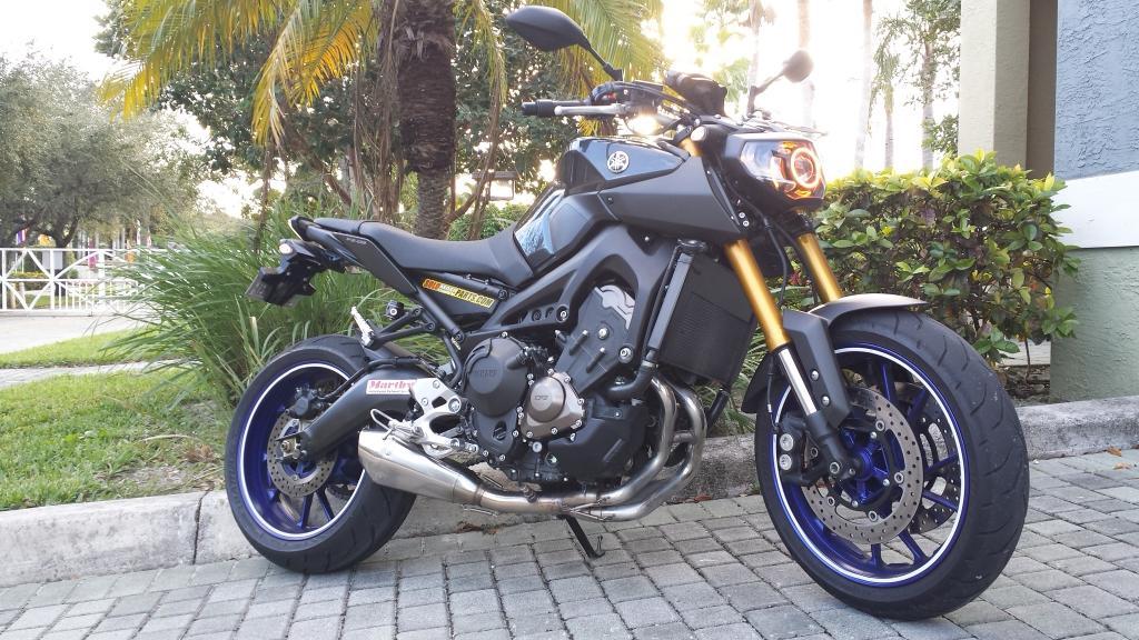 Photos de toutes les Yamaha MT-09 du forum ! :) 470703YMarthy