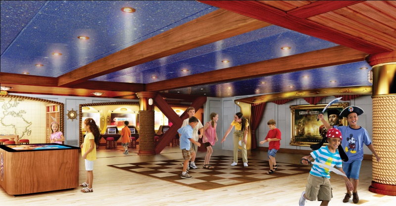 [Disney Cruise Line] - Transformations Disney Magic (2013) & Disney Wonder (2016) et construction de trois nouveaux paquebots (mise en service en 2021, 2022 et 2023) 470872kids5