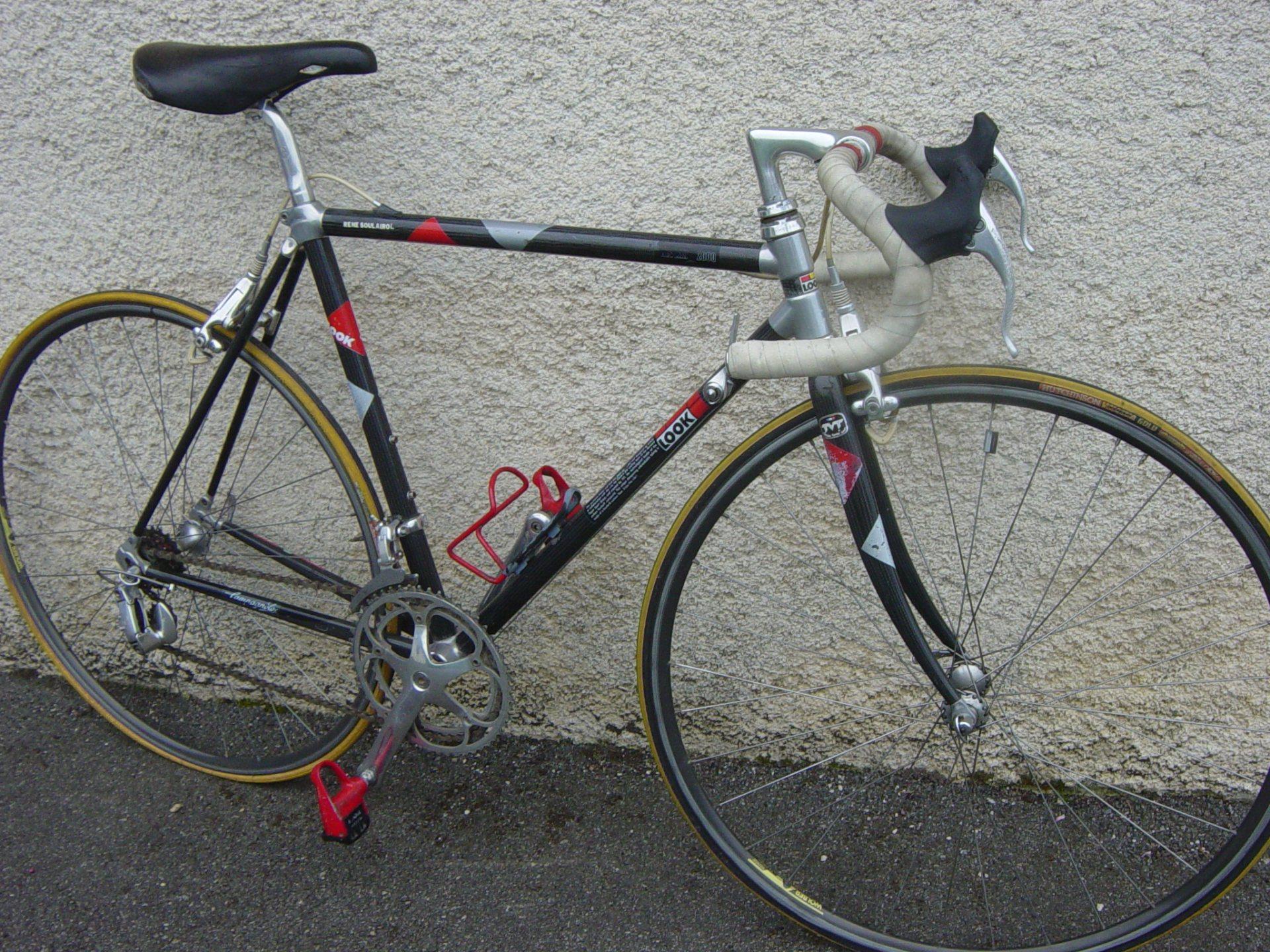 Vélo de course LOOK 1986/87 470894Vloavresto