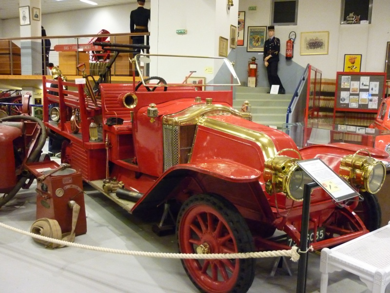 Musée des pompiers de MONTVILLE (76) 470919AGLICORNEROUEN2011037