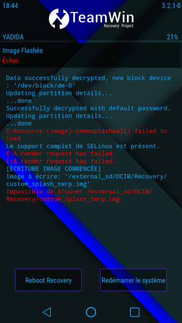 [TUTO TWRP] Guide pour savoir comment utiliser le TWRP Recovery - Page 8 471533ScreenshotTWRP