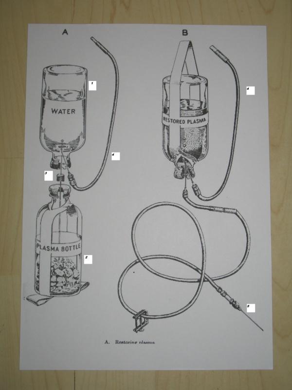 Medic + explication d'utilisation du plasma  471829IMG1947