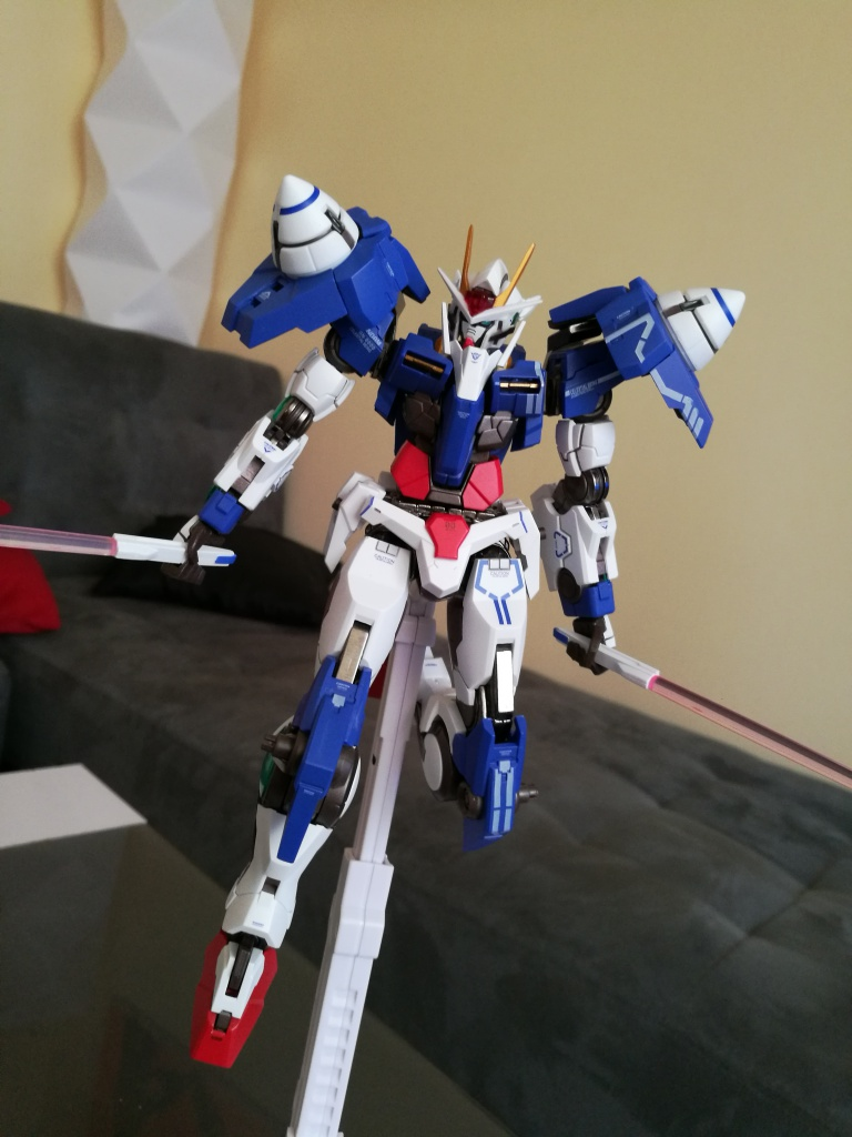 [REVIEW] Gundam 00 Seven Sword Metal Build MC Club..entre larmes,decadence et F5. 471987IMG20161030150657