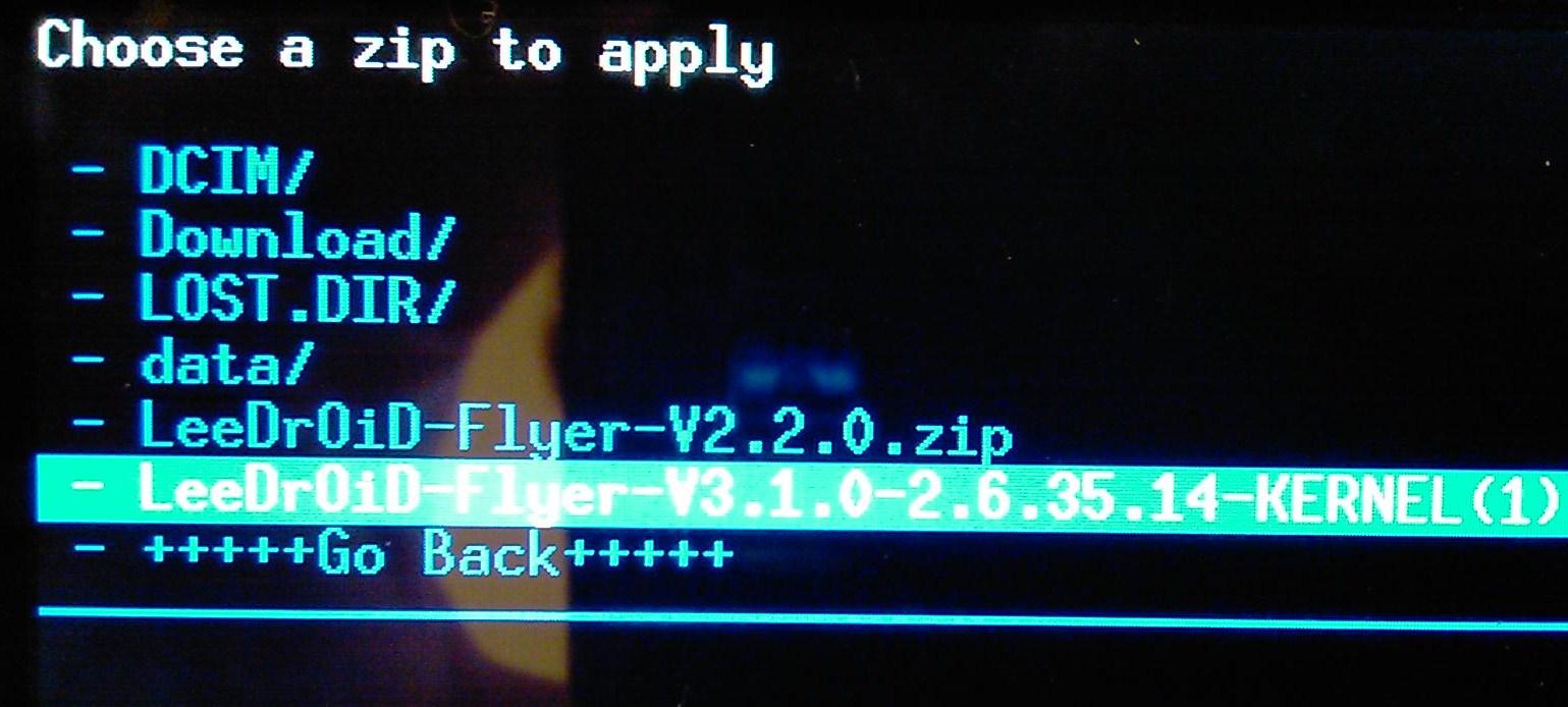 [Tuto] Downgrade vers GB, passage en S.Off, installation Leedroid GB 2.2.0 (en images) 472393IMAG0020