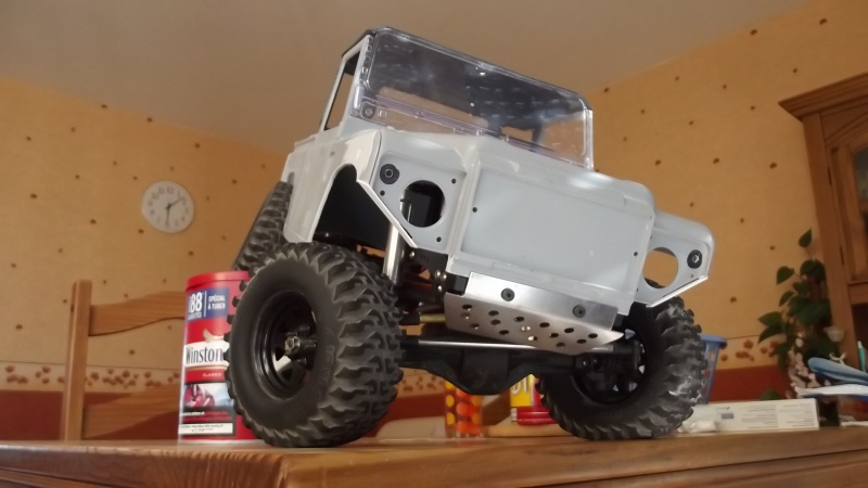 """Land Rover D90 Pick Up """" Rock Crawling is not a Crime """"  473255DSCF6663"""