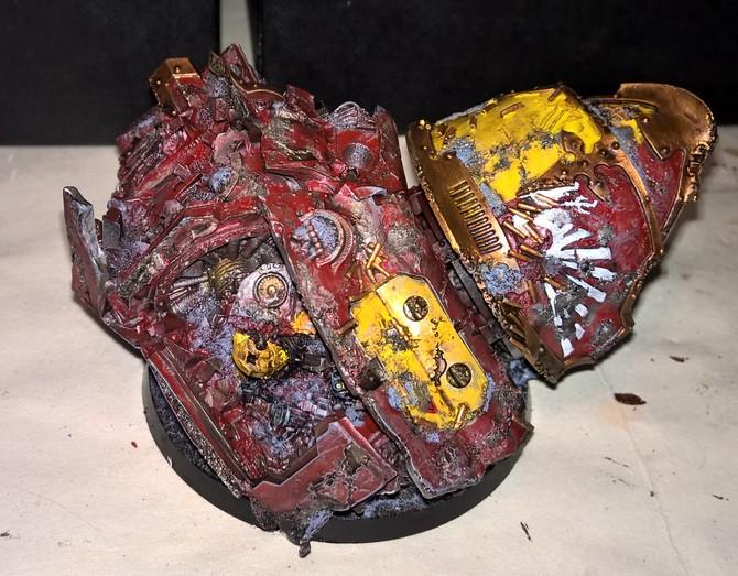 Iron warriors : Stormeagle terminé  !! 473484Perturabo8