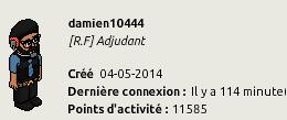 [P.N] Rapports d'activités de damien10444 - Page 3 474281connexion