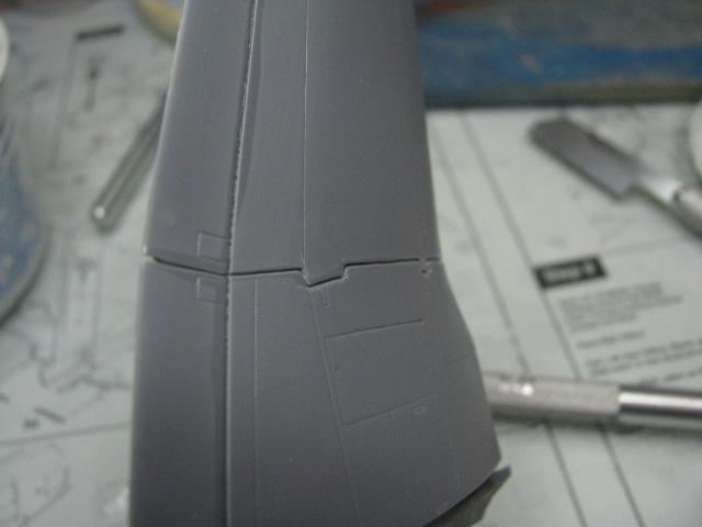 Ryan XF2R-1 Dark Shark Czech Model 1/48.....Terminé! 475186IMG8935