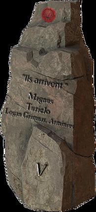 Lettres de sang: Les Pierres des Conquérants 475542625