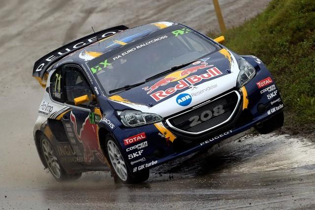 Les PEUGEOT 208 WRX enflamment la Suède - 2ème et 3ème en World RX et victoire en EURO RX 476636wrx201607020064