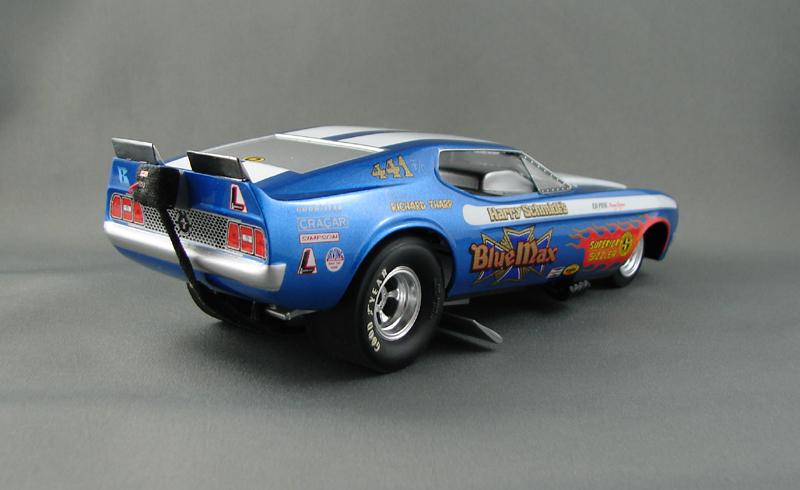Blue Max Funny Car 476945bluemax0013