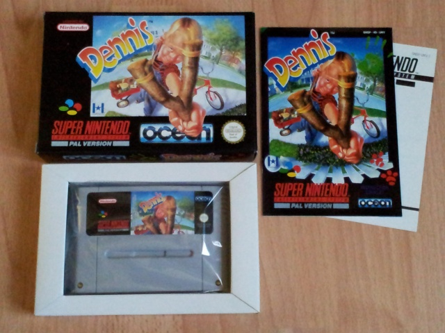Prupru's Collection ! 100% Super Nintendo et 200% Super Comboy !! - Page 2 477393Dennis