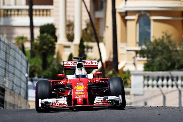 F1 GP de Monaco 2016 (éssais libres -1 -2 - 3 - Qualifications) 4780962016gpdemonacosebastianvettel