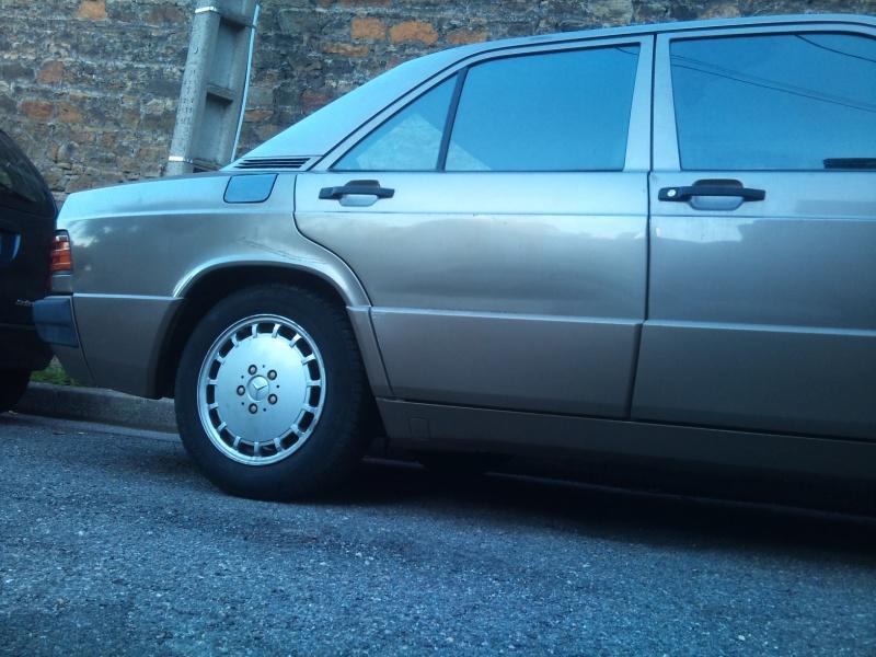 Mercedes 190 1.8 BVA, mon nouveau dailly - Page 9 478134DSC2531
