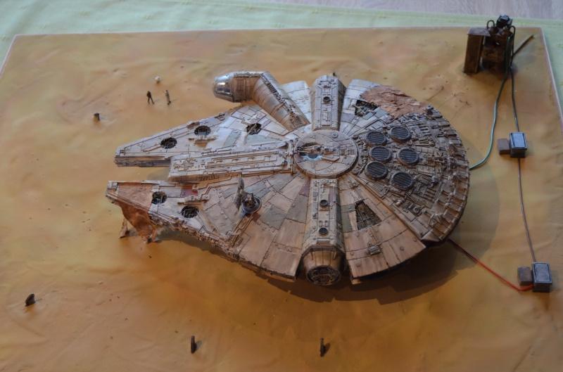 millenium falcon de bandai 478192DSC0014