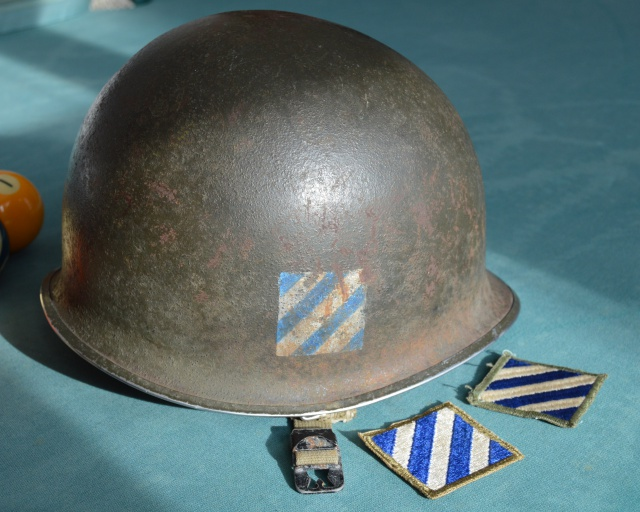 Third division rock of the Marne  478456Casque3rdID
