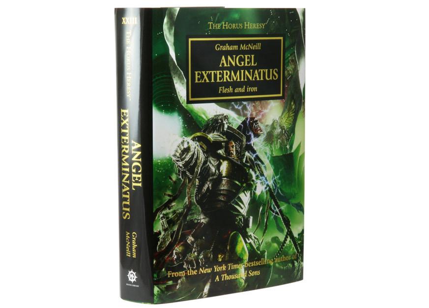 [Horus Heresy] Angel Exterminatus by Graham McNeill (premium hardback) - Page 3 478754angel1