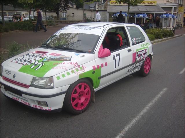 31è Rallye Tessy sur Vire Gouvets 2012 (vérifications techniques)  479542Sep01814