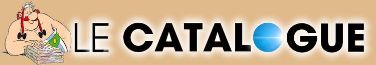 Astérix® les Variantes d'Hier et d'Aujourd'hui [La Discussion] 481079LogoCatalogue