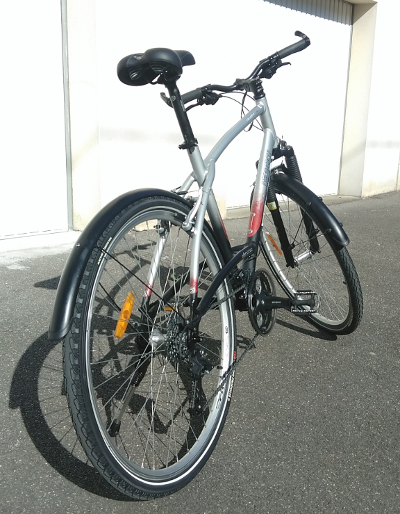 Mon Decathlon Triban Trail 5 481968Complet