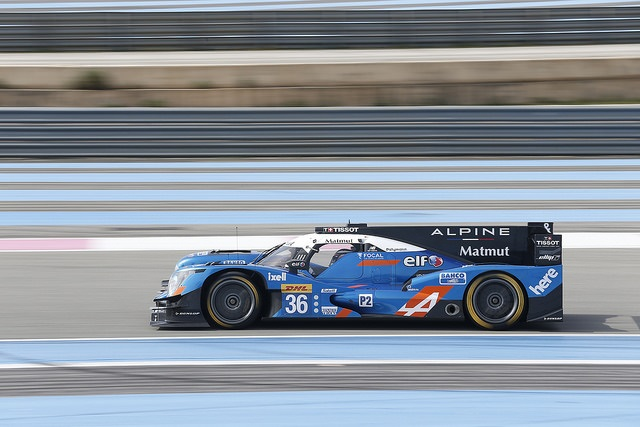 Alpine Affirme Ses Ambitions Avec Le Meilleur Temps Du Prologue Officiel 482134260605758164a111bfe2az