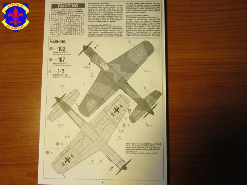 Dornier 335A PFEIL de Tamiya au 1/48e 482618IMG0613L