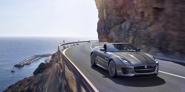 Lancement De La Nouvelle Jaguar F-TYPE Dotée De La Technologie GOPRO En Première Mondiale 482790jaguarftype18myrdynamiclocationexterior10011701