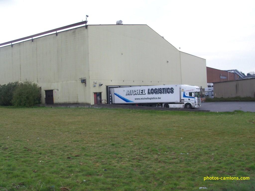 Michel Logistics  (Houdeng-Goegnies) 4828101009859Copier