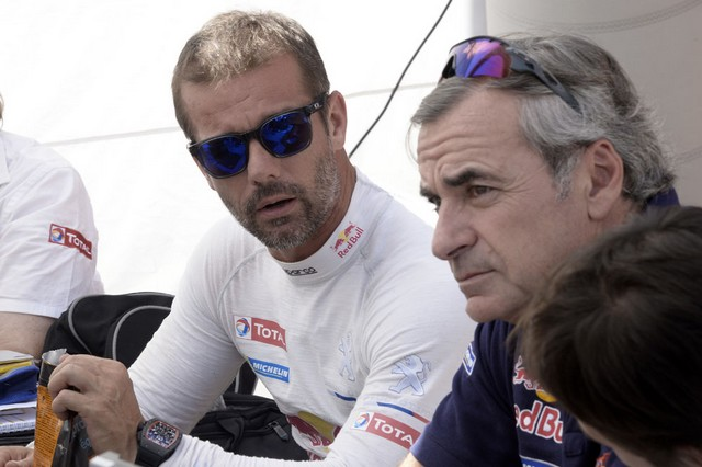 Team Peugeot Total : Rallye du Maroc / ETAPE 2 : Boucle du Drâa 48285505315002040