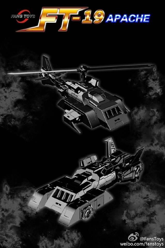 [Fanstoys] Produit Tiers - Jouet FT-19 Apache - aka Springer/Ricochet 482930FT192