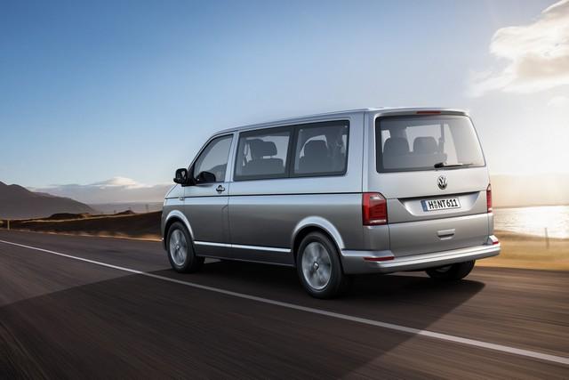 Transporter, Caravelle Et Multivan - La Sixième Génération 483374hd20150407vr008